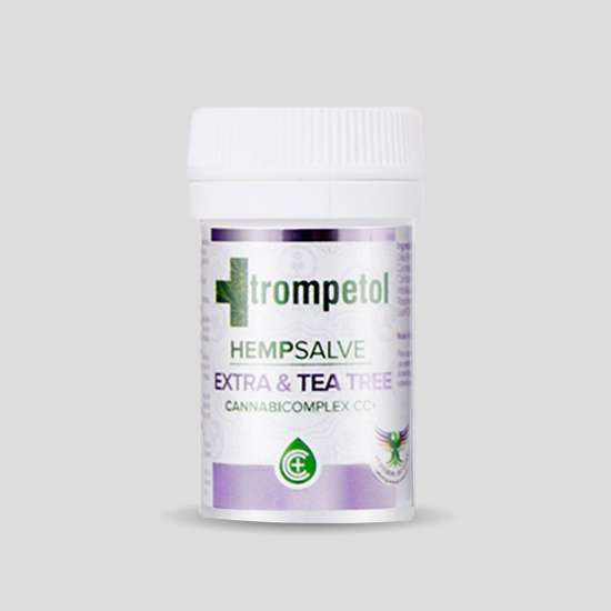 Trompetol pomada extra con árbol de té 30